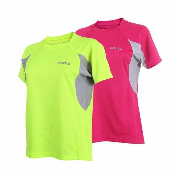 Streining Proviz - Tee-shirt manches courtes Active - Hommes et Femmes