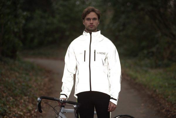 veste proviz reflect 360 avec manche