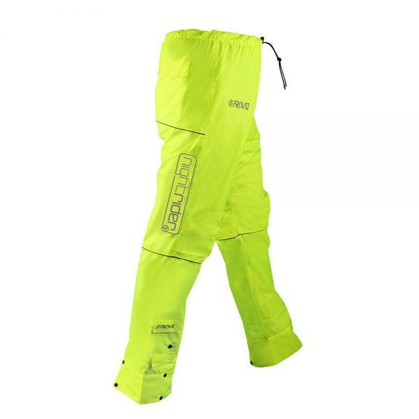 Streining Proviz Pantalon de pluie réfléchissant homme et femme